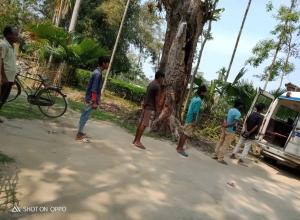 MMU-Assam-conducting-OPD-following-Social-Distancing