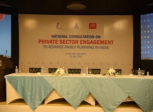 National Consultation Meeting held on May 31st, 2019