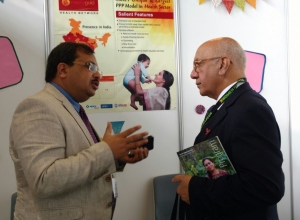CEO with Virendra Sharma, MP, UK Parliament