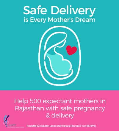 Safe delivery is mother's dream