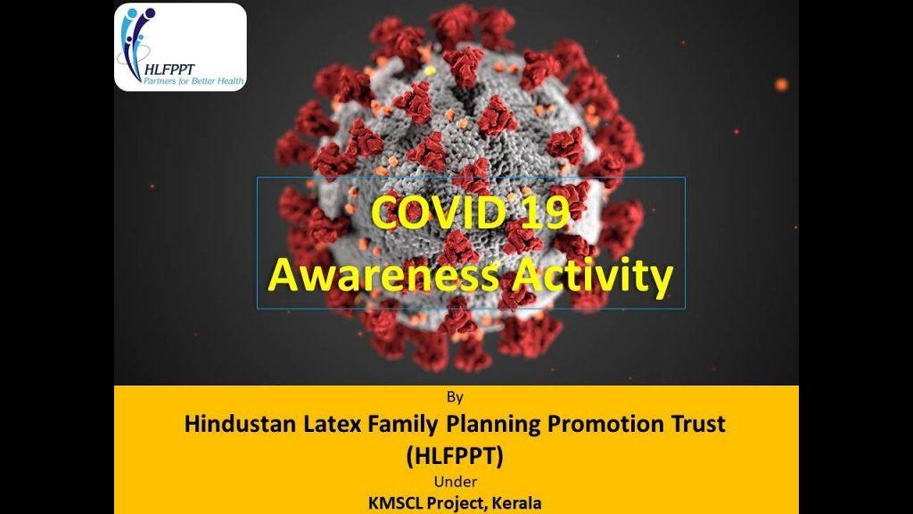 COVID19 Awareness Activity