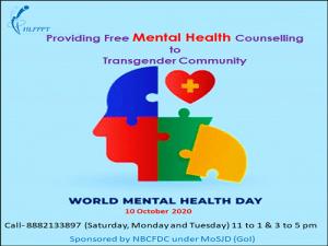 Mental Health Awareness Week celebrated by HLFPPT